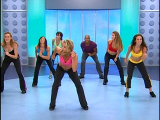 ������-����� ����� �������� ����-������������̆  Fat Burning Dance